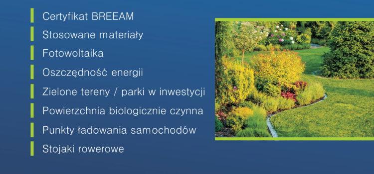 Ekologiczne rozwiązania w nieruchomościach